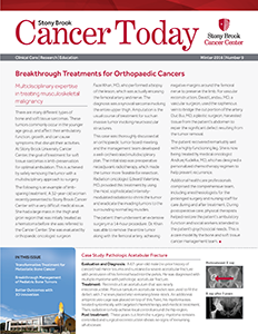 Cancer Today cover