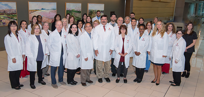 Stem Cell Transplant Program photo