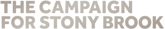 The Campaign for Stony Brook logo