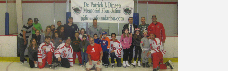 The Dr. Patrick J. Dineen Memorial Foundation funds recreational outing