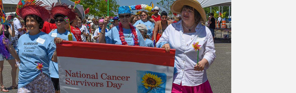 More than 800 attend National Cancer Survivors Day event at Cancer Center