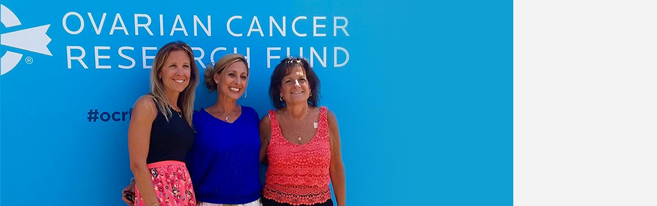 Ovarian Cancer Research Fund's Super Saturday event helps raise awareness for all gynecologic cancers