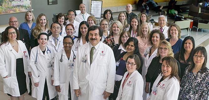 Stem Cell Transplant Program photo