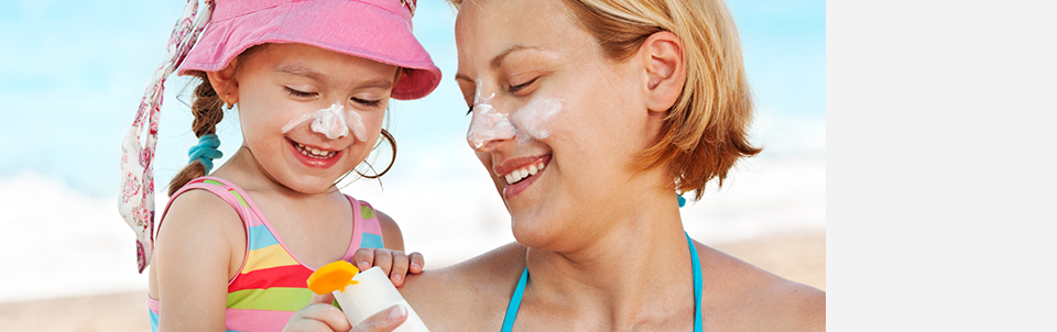 Practice these three key behaviors every day to protect yourself from the sun's damaging rays
