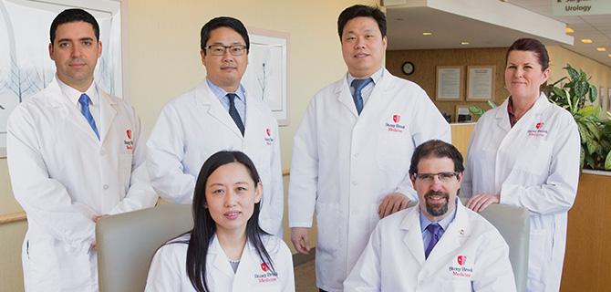 Gastrointestinal Oncology Team Photo